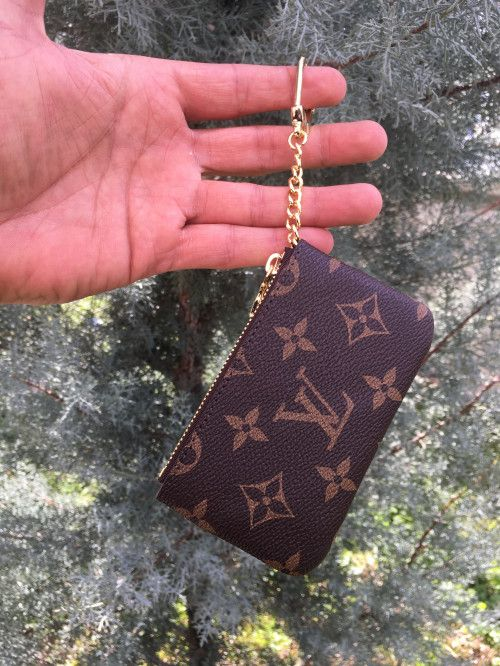 Key Pouch Leather Holder