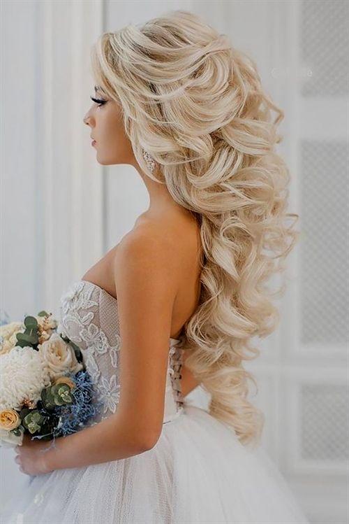 Weddings For Kids Weddings Linens Direct Weddings Under 5000 Weddings In Cyprus 2020 Weddings In 2020 Unique Wedding Hairstyles Hair Styles Long Hair Styles