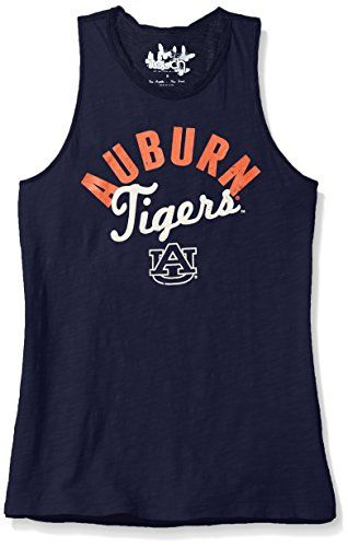 NCAA Auburn Tigers Touch by Alyssa Milano Homerun T-Back Tank