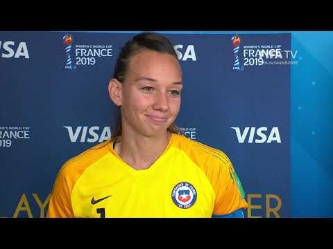 Christiane Endler Player Of The Match Usa V Chile Youtube Fifa Women S World Cup Womens Soccer Womens Football