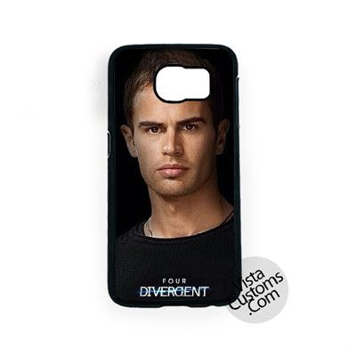 Theo James Four Dauntless Divergen Cell Phones Cases For iPhone, Samsung Galaxy