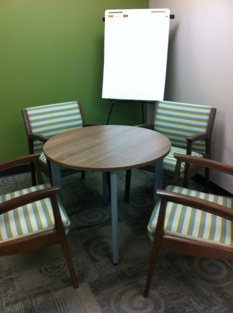 Ki furniture spotted in the wild at the chickasaw nation 39 s for Furniture clinic