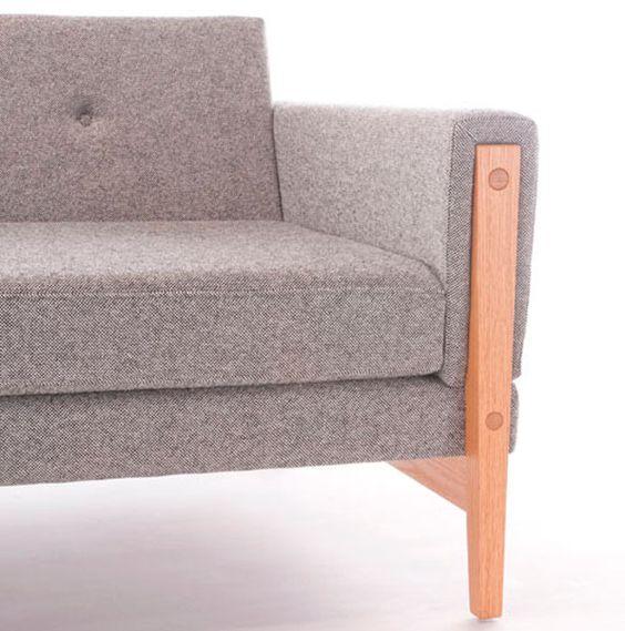 Bosco II Sofa & Bench by Gala Write for MARK Product