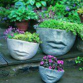 Wonderfully creative. Art for your garden!
