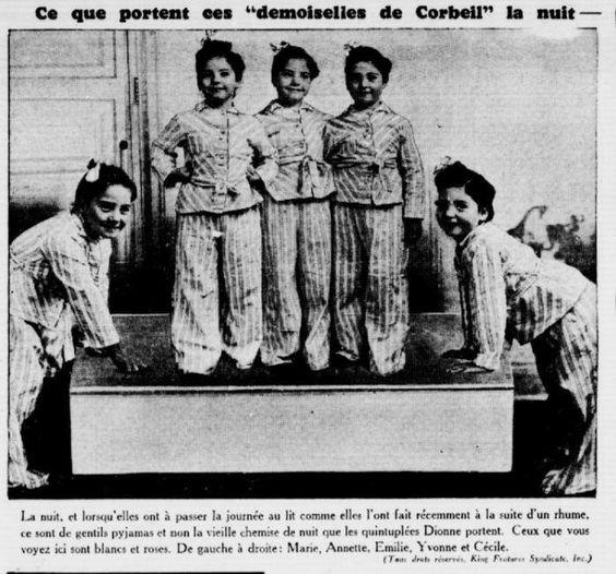 18 octobre 1950 Première visite des quintuplés Dionne à #Montréal http://t.co/YsT5zB5oEG http://t.co/VJJzkhA0Vm