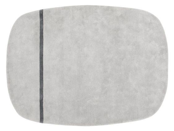 Oona Rug Grey by Normann Copenhagen