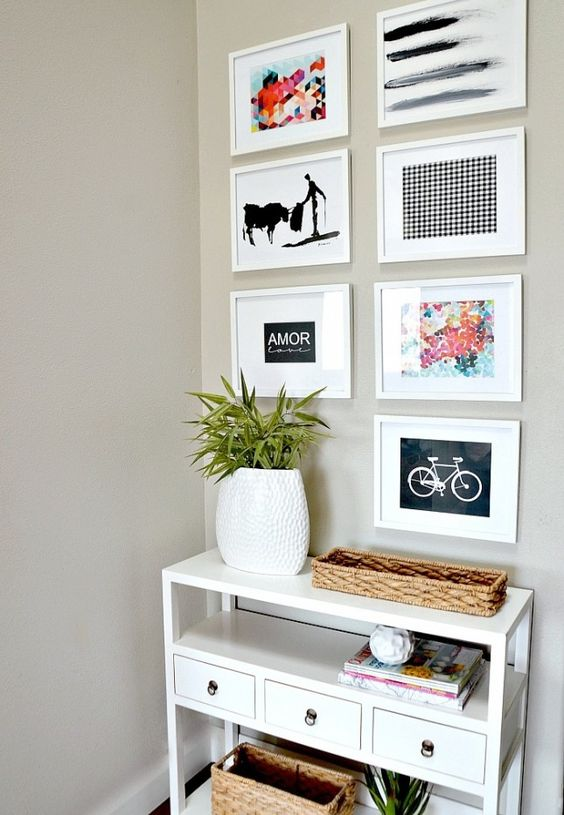 17 (Free!) Printables for Your Gallery Wall via Brit + Co.: