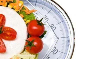 Меню раздельного питания для похудения на неделю