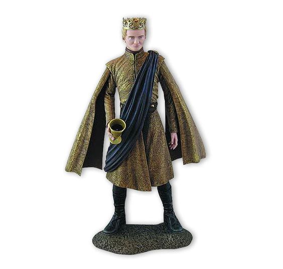 Game of Thrones Statue Joffrey Baratheon (Jack Gleeson). Hier bei www.closeup.de