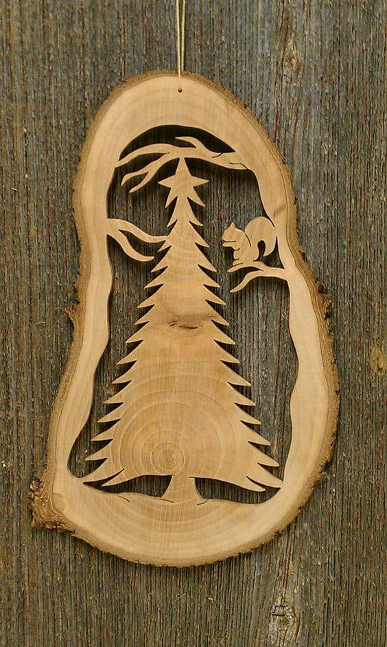 Arbre de no l en bois projets essayer pinterest arbres de no l no l et arbres for Arbre de noel en bois truffaut