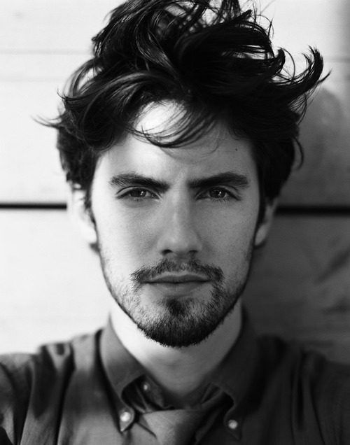 A Star Trek Love interest?? RE-PIN: Milo Ventimiglia