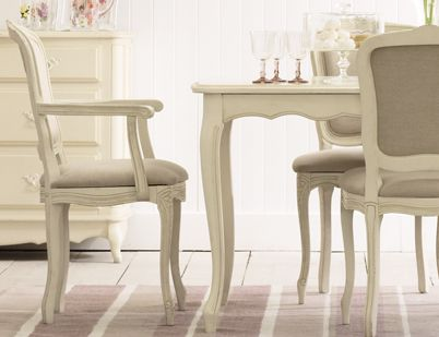 Provencale Extending Dining Table and Chairs
