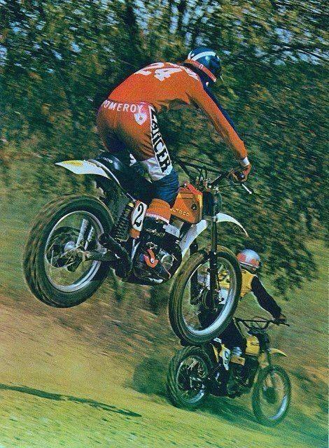 Bultaco Jin Pomeroy