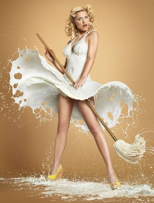 Image on SourceFed  http://sourcefed.com/wp-content/uploads/2013/10/High-Speed-Milk-Pin-Ups-1.jpg