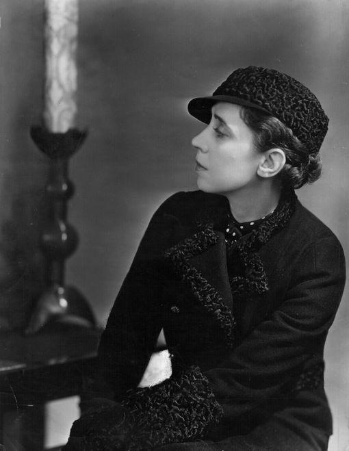 Elsa Schiaparelli en 1935