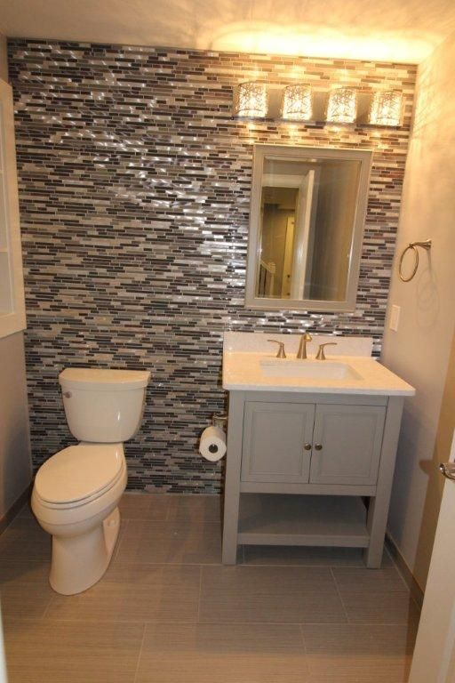 Basement Bathroom Remodel By Majestic Home Solutions Llc Basement Bathroom Remodeling Basement Bathroom Bathrooms Remodel