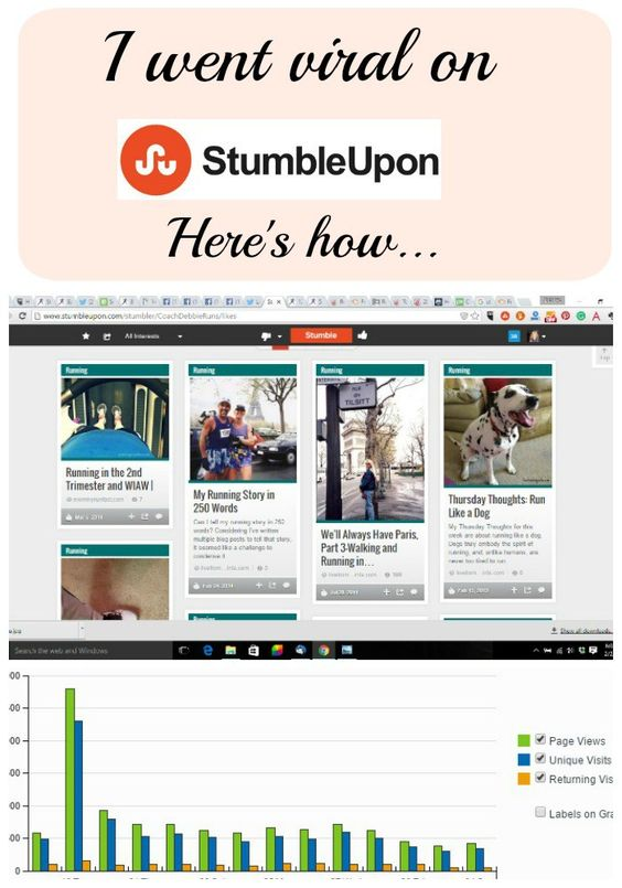 How to Go Viral on StumbleUpon