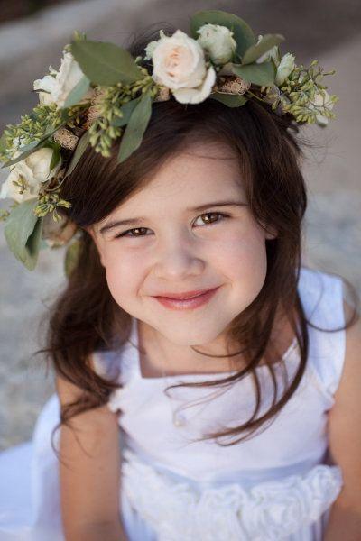 flower girl: Flower Crowns, Wedding Ideas, Wedding Flowers, Pretty Flowers, Bridesmaids Flowergirl, Flower Girl Crown, Flower Girls
