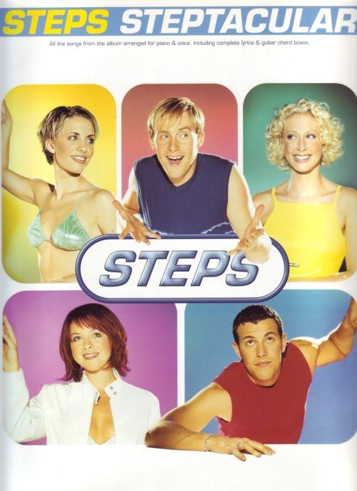 Steps: Steptacular for Piano, Vocal & Guitar. £12.95
