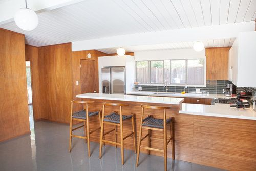 Portfolio — Destination Eichler: A 1964 Eichler Kitchen Renovation
