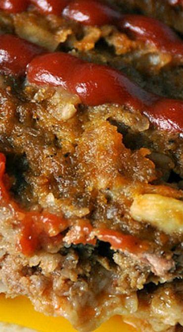Crock Pot Old Fashioned Meatloaf