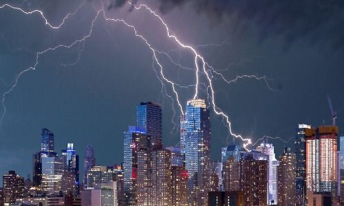 Lightning Protection System And Solutions For A Variety Of Industries Lightning Surge Protection Devices Protection