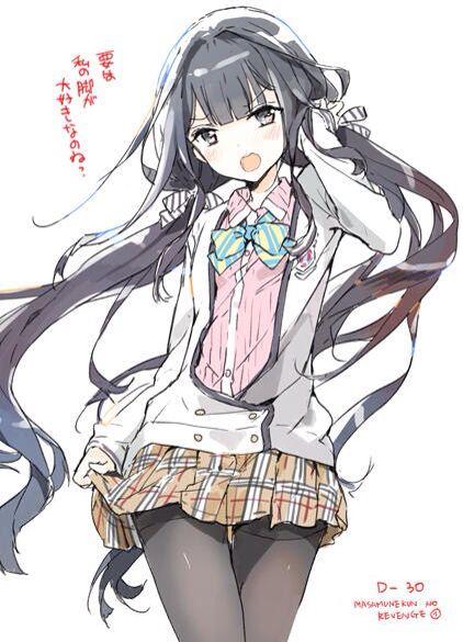 Mi Top 10 Chicas Anime! 952907aafbf38b87a85a4f16c00b0db7