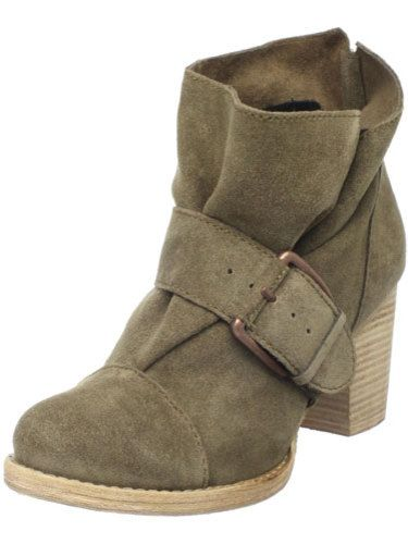 These ankle booties are perfect for fall!