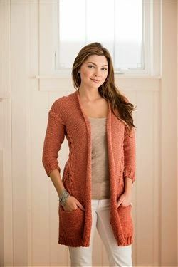 The Knitting Needle and the Damage Done: Interweave Knits Summer 2014