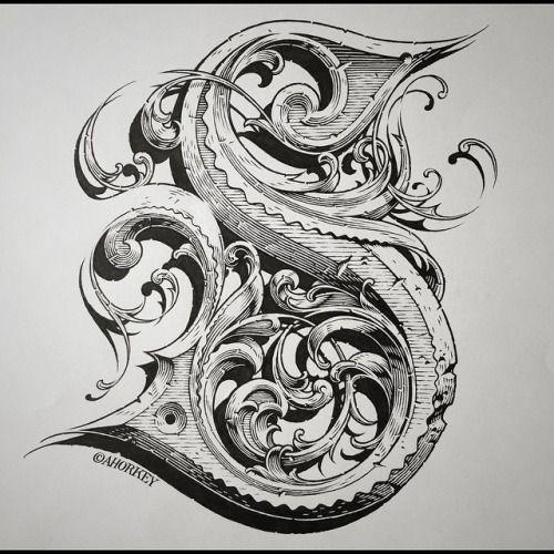 Tattoo Designs S Letter: Pinterest • The World's Catalog Of Ideas