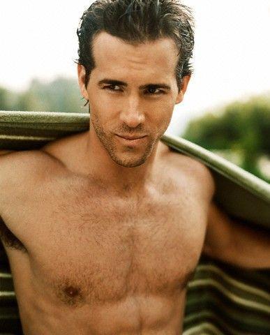Ryan Reynolds ;)