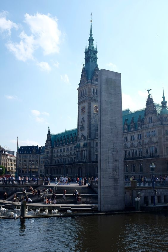 Hamburg-Neustadt: Rathaus