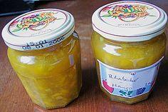 Rhabarber - Mango - Marmelade (Rezept mit Bild) von javanne321 | Chefkoch.de