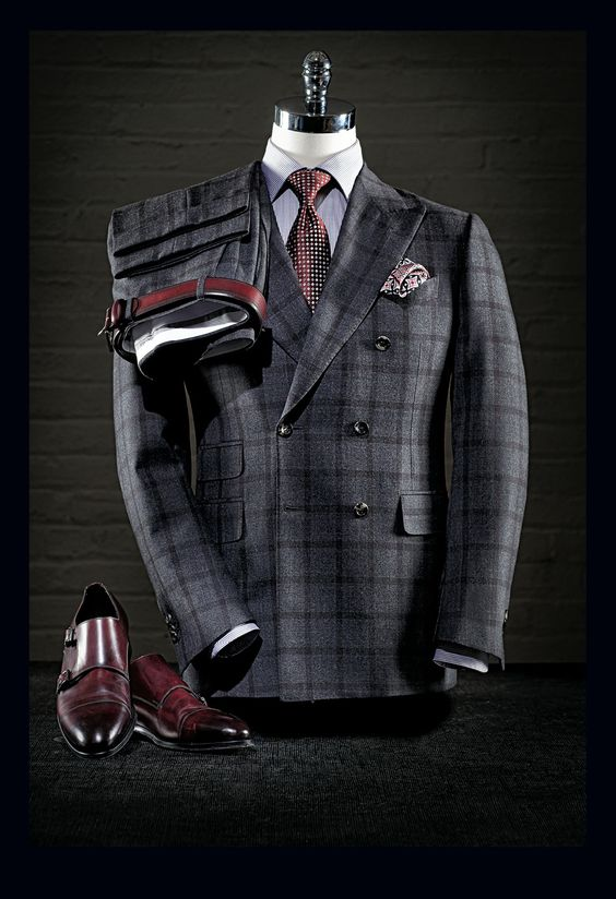"""Things I Would Wear If I Was A British Spy"" Daily Double"