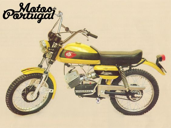 Vintage EFS Cross - Zündapp engine (Made in Portugal)