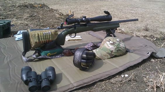 Remington 700 VTR | 6 Long Range Hunting Rifles On A Budget For The Thrifty Hunter http://riflescopescenter.com/category/leupold-riflescope-reviews/