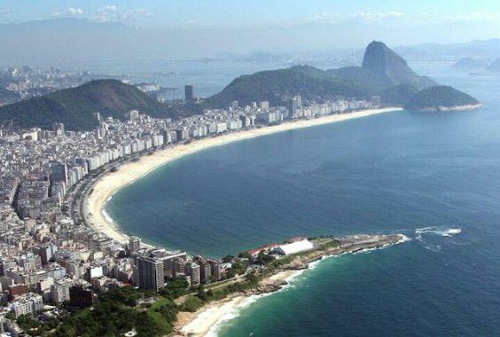 Copacabana.Rio de janeiro!