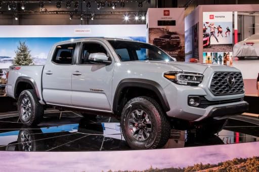 2020 Toyota Tacoma Tops What S New This Week On Pickuptrucks Com