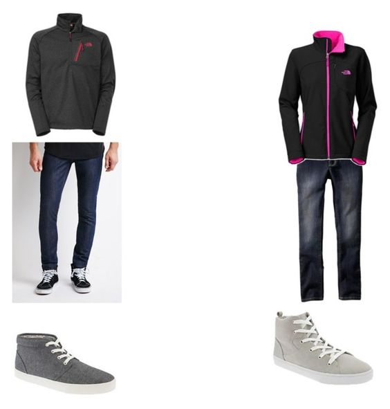 """""""pics right"""" by chip11-11 on Polyvore featuring Old Navy, Forever 21 and The North Face"""