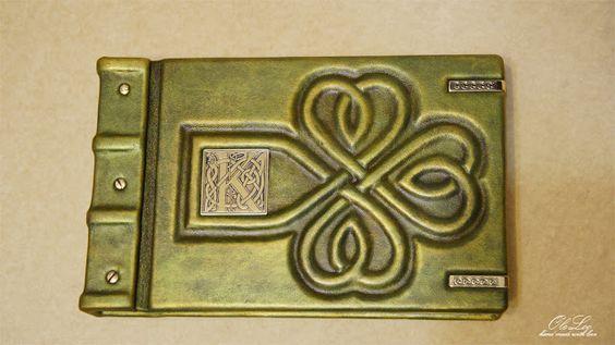 Авторская студия OleLoo: Ирландская книга