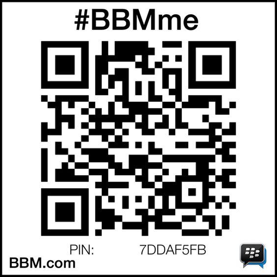 #BBMme PIN:7DDAF5FB http://www.pin.bbm.com/7DDAF5FB
