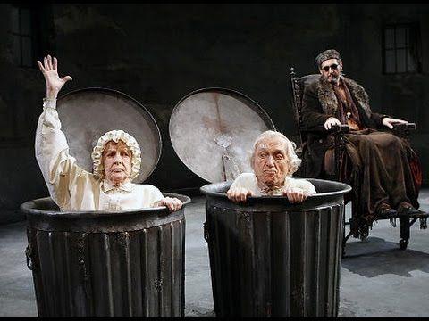 Literature Help 29 Endgame Plot Summary Theatre Of The Absurd Samuel Beckett Theatre Crafts