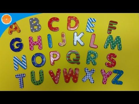 13 best Numbers Letters Colours images on Pinterest