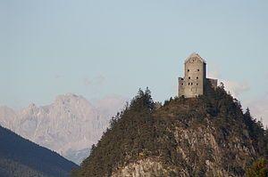 Burg Kronburg - Tyrol, Austria