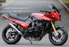 Kawasaki GPz900R (Ninja) Sports Package TYPE-R: RCM-271 by ac-sanctuary