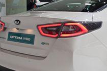 Kia Optima Hybrid Geneve Motor Show