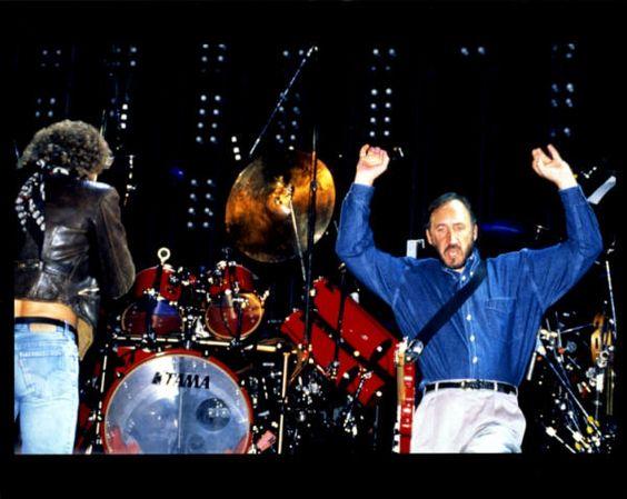 The Who - Press Photos - 1989