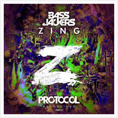 Bassjackers – Zing (single cover art)