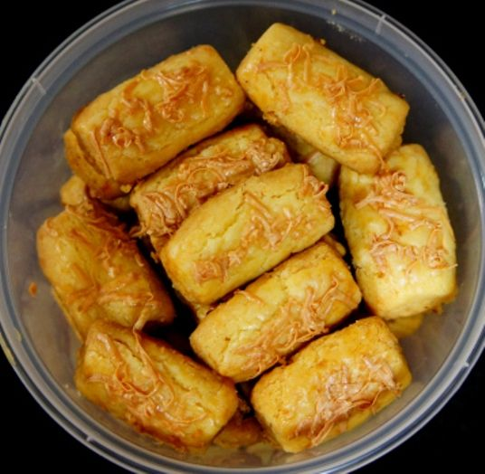Resep Kue Keju – Kastengel | Recipes...yummy ...