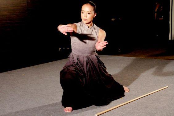 舞蹈家:為夢想和希望用力的活著 許芳宜 (Womany Editor):